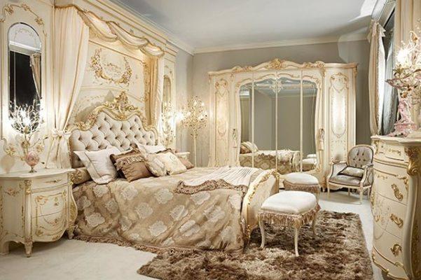 nội thất cổ điển