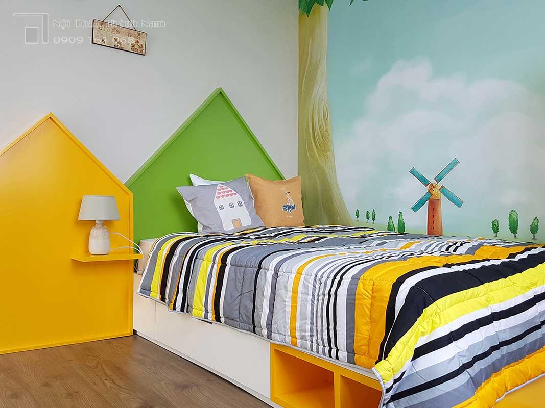 Phòng trẻ em Merita - quận 9