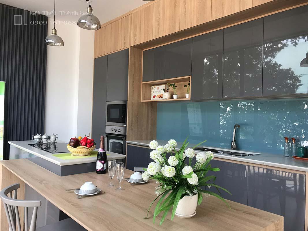 bếp hiện đại rosita tiện nghii