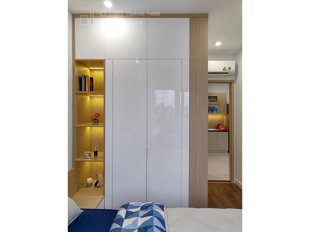thiết kế thi công căn hộ khang điền