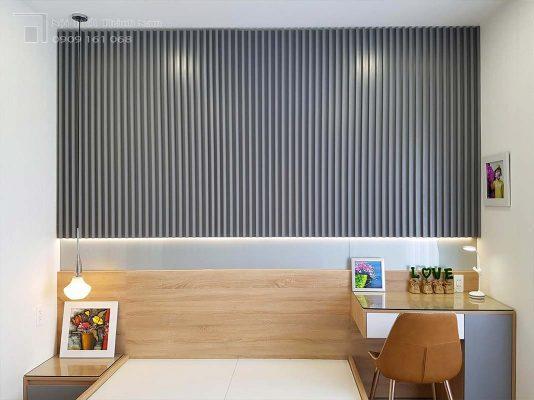 thiết kế thi công nội thất căn hộ cao cấp xi grand court