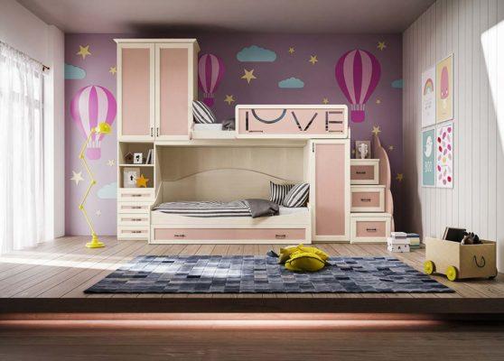 Bài viết mẫu phòng trẻ em đẹp