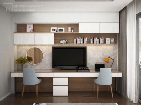 thiết kế nội thất quận 9